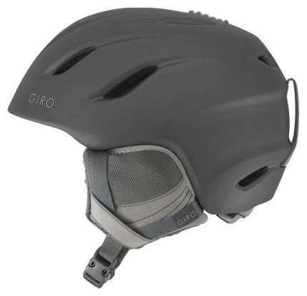 Горнолыжный шлем женский Giro Era 2019, серый, M