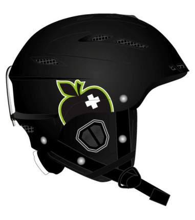 Горнолыжный шлем Movement Big A Helmet 2019, черный, S