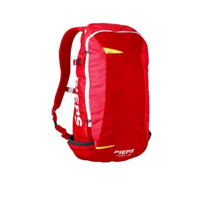 Рюкзак для сноуборда Pieps Track 25 л красный