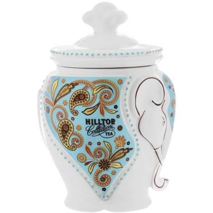 Чай черный Hilltop ceylon gift байховый высший сорт коллекционный 100 г