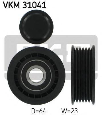 Ролик ремня приводного Skf VKM31041
