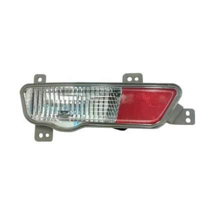 Фонарь заднего бампера левый General Motors для Chevrolet Cruze 2009 95240542