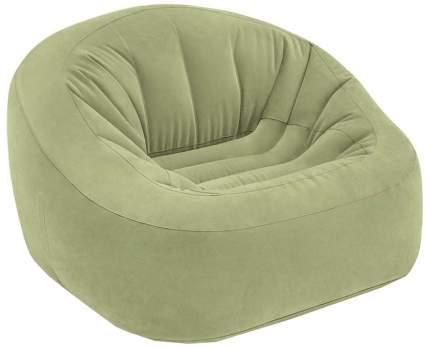 Надувное кресло Intex Club Chair (124х119х76 см) с68576 Зеленый