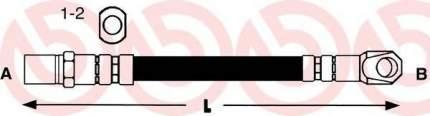 Тормозной шланг Brembo T85010