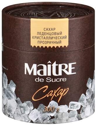 Сахар  Maitre de Sucre леденцовый прозрачный кристаллический 300 г