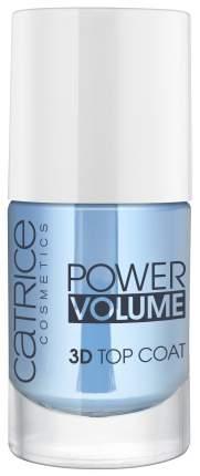 Закрепитель лака для ногтей Catrice Power Volume 3D Top Coat 10 мл