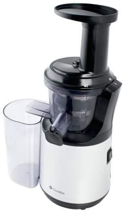 Соковыжималка шнековая Gemlux GL-SJ 8150 silver/black