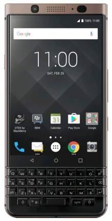 Смартфон BlackBerry KeyOne BBB100-5 64Gb Bronze