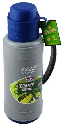 Термос Exco EN180 1,8 л белый/зеленый/синий/красный