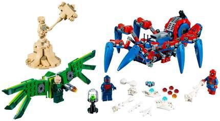 Конструктор LEGO Super Heroes Человек-паук Вездеход 76114