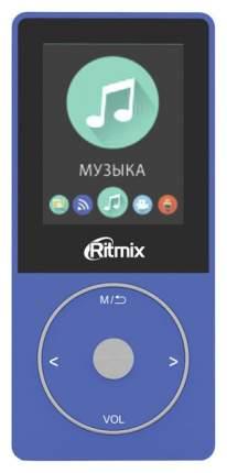 Портативный медиаплеер Ritmix RF-4650 8Gb Blue
