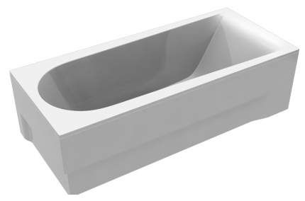 Акриловая ванна VAYER Boomerang 190х90 без гидромассажа левая