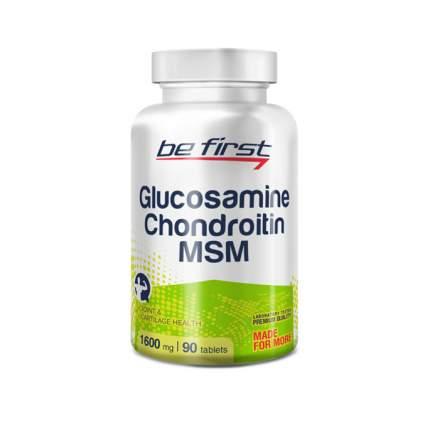 Глюкозамин + хондритин + MSM Be First, 90 таблеток