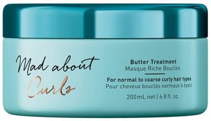 Маска для волос Schwarzkopf Mad About Curls Butter Treatment 200 мл