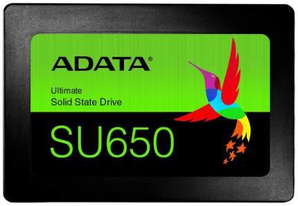 Внутренний SSD диск ADATA Ultimate SU650 480GB (ASU650SS-480GT-R)