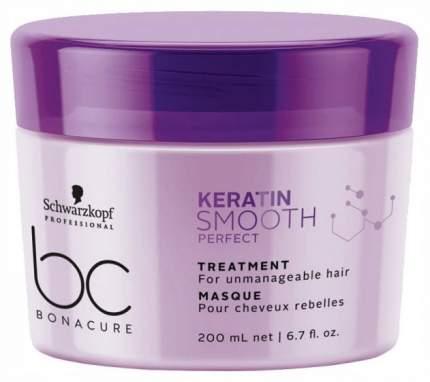 Маска для волос Schwarzkopf BC Bonacure Keratin Smooth Perfect 200 мл