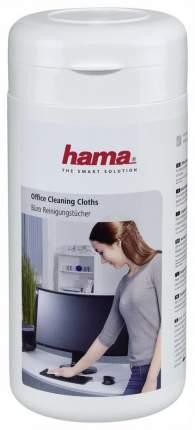 Салфетки Hama Office Cleaning для экранов
