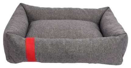Лежак для животных Зоогурман Антураж серый