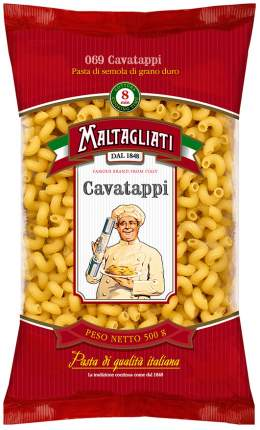 Макаронные изделия Maltagliati cavatappi 500 г