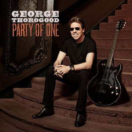 "Аудио диск George Thorogood ""Party Of One"""