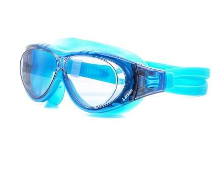 Очки для плавания Larsen DK6 голубые