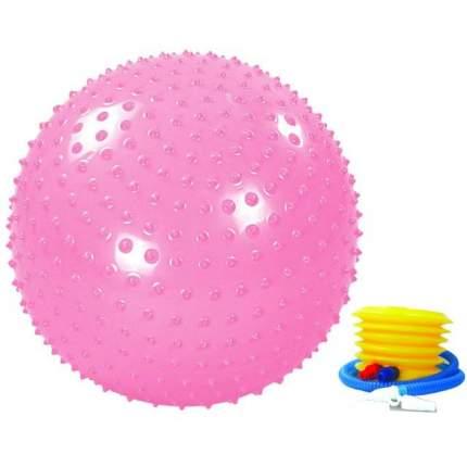 Гимнастический мяч Alonsa AS4 MG-1 розовый 65 см