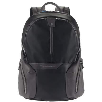Рюкзак кожаный Piquadro Coleos кожаный черный