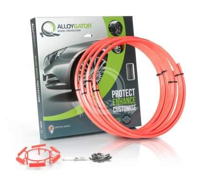 Защитные кольца на диски AlloyGator R13-21 розовые