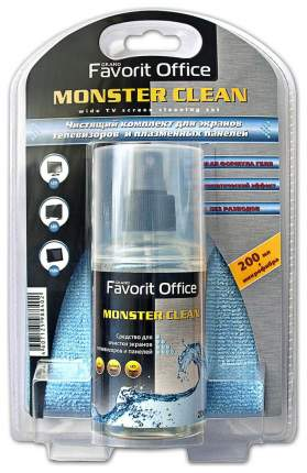 Чистящий набор Favorit Office Monster Clean F130213