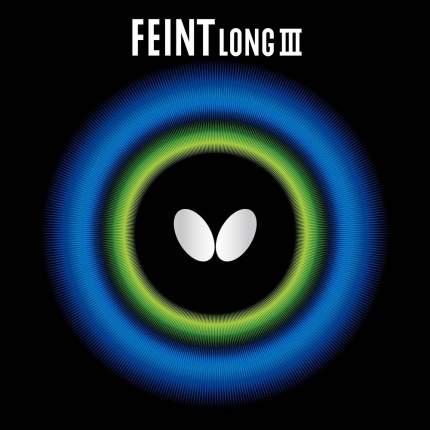 Накладка для ракетки Butterfly Feint Long III черная OX