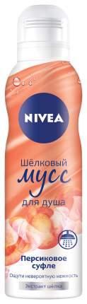 Гель для душа Nivea Персиковое суфле 200 мл