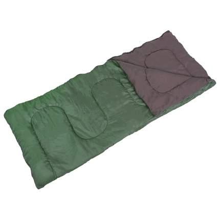 Спальный мешок Чайка СО150 зеленый, двусторонний