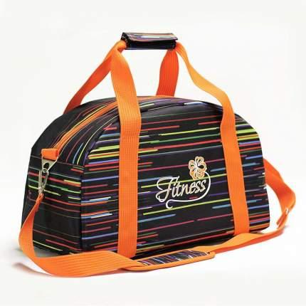 Спортивная сумка Polar 5997 оранжевая