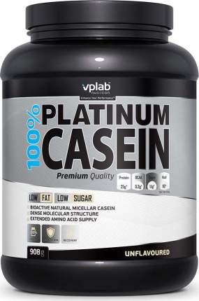 Протеин VPLab 100% Platinum Casein 908 г Unflavored