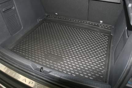 Коврик в багажник Element для RENAULT Kaptur, 04/2016, полиуретан