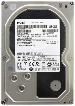 Внутренний жесткий диск HGST Ultrastar 7K4000 4TB (HUS724040ALA640)