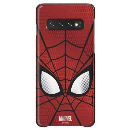 Чехол Samsung для S10 Spiderman Red