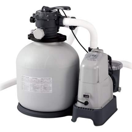 Хлоргенератор + насос для фильтрации воды Intex 28680