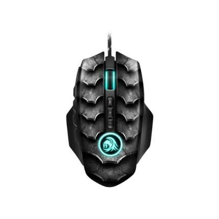 Проводная мышка Sharkoon Drakonia II Black (DRAKONIA II BLACK)