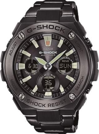 Японские наручные часы Casio G-Shock GST-W130BD-1A с хронографом