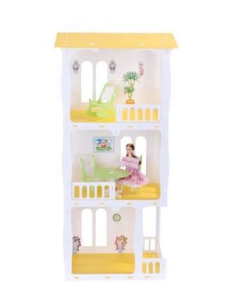KRASATOYS Домик для кукол с мебелью Дом Жасмин 274