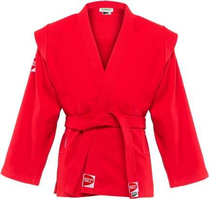 Куртка Green Hill Junior, красный, 3/160