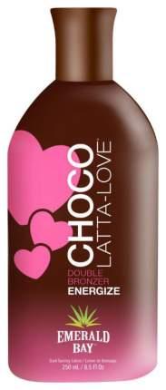 Лосьон для загара Emerald Bay Choco-Latta-Love 250 мл