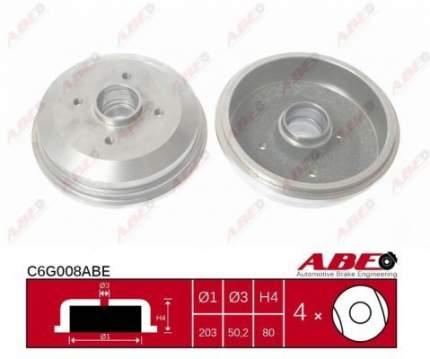 Тормозной барабан ABE C6G008ABE