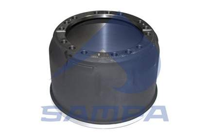 Тормозной барабан SAMPA 100.434