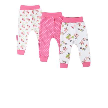 Комплект брюк 3 шт Lucky Child Бежевый р.104