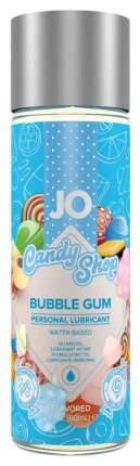 Гель-смазка JO Candy Shop Bubblegum на водной основе с ароматом жвачки 60 мл