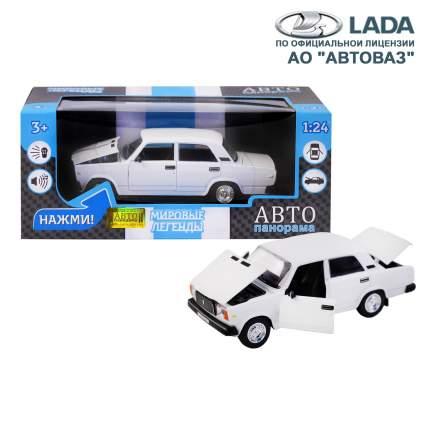 Машинка Автопанорама металлическая ВАЗ 2107 1:24 JB1200157