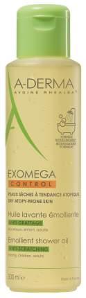 Масло для душа A-Derma Exomega Emollient Shower Oil 500 мл