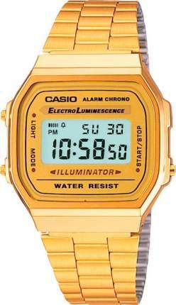 Наручные часы электронные мужские Casio Collection A-168WG-9